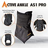 Active Ankle AS1 Pro Lace Up Ankle Brace, Ankle
