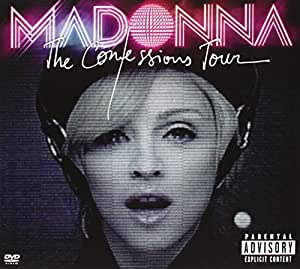 The Confessions Tour - Live from London (CD+DVD)