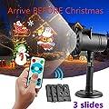 LED Projector Light, VTECHOLOGY Christmas Projector Light by VTECHOLOGY