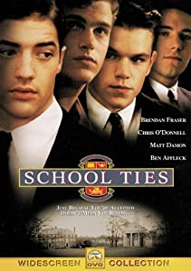 Amazon.com: School Ties: Brendan Fraser, Matt Damon, Chris ...