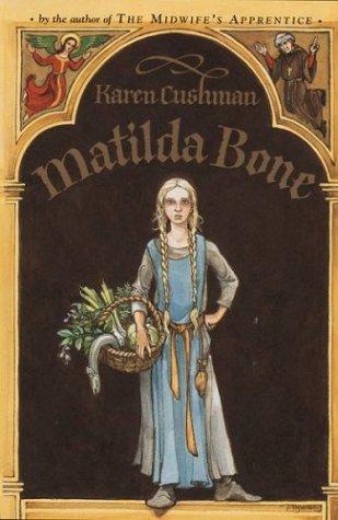 book cover of Matilda Bone