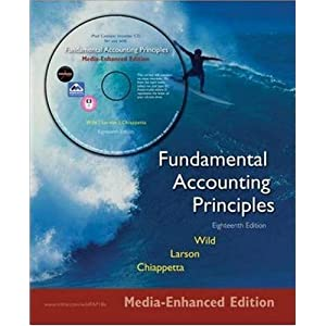Fundamental Accounting Principles: Media-enhanced Edition Barbara Chiappetta