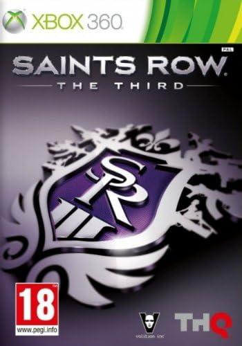 Saints Row The Third (Xbox 360)[Importación inglesa]: Amazon.es: Videojuegos