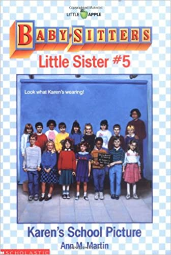 81b00e422316 Karen s School Picture (Baby-Sitters Little Sister