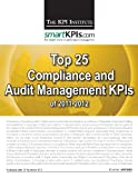 Top 25 Compliance and Audit Management KPIs Of 2011-2012, The KPI Institute, 1482598663