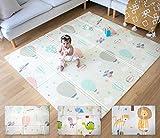 EZ Baby - Extra Large Foldable Kids Play Mat