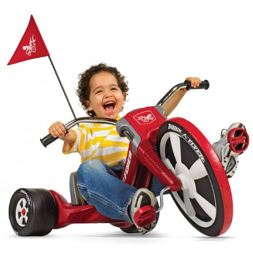 042385956473 - Radio Flyer Big Flyer (Discontinued by manufacturer) carousel main 4