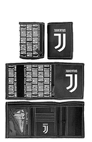 Juventus Fc, Strappo portemonnee zonder geslacht, zwart, S