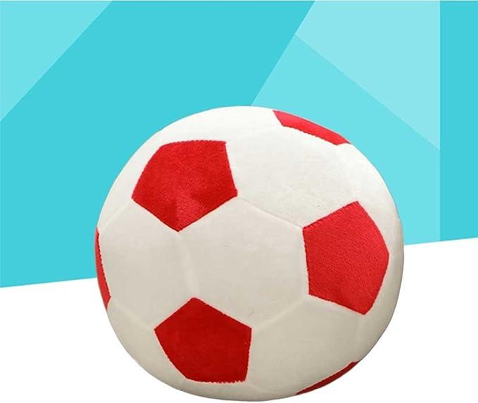 Yeahibaby Pelota de fútbol creativa almohada cojines de peluche de ...