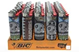 Bic Lighter 3'' Pro Series Nfl Oakland Raiders