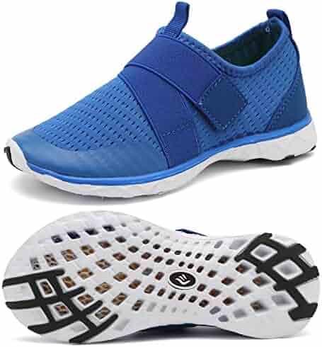 de6d9c5cb756bd CIOR Boys & Girls Water Shoes Aqua Shoes Swim Shoes Athletic Sneakers  Lightweight Sport Shoes(