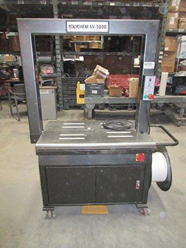 Polychem SV-5000 Strapping Machine T55342