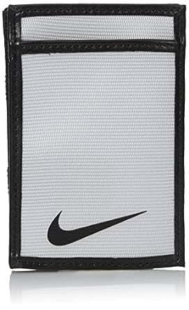 Nike Men's Tech Essentials Magic Wallet, White, One Size