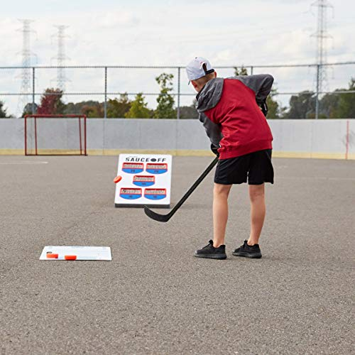 GONGSHOW SauceOFF Backyard Hockey Game and Training Set by GONGSHOW (Image #7)