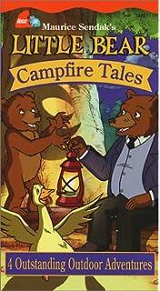 little bear campfire tales vhs - Hey Arnold Christmas
