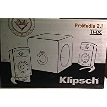 Klipsch Pro Media 2.1 iPod,Computer Speaker System