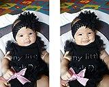 Little Fancy 3 Pieces Baby Girls' Lace Tutu Dress
