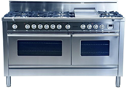 Dual Fuel Freestanding Cookers (3.55 Cu. Ft. Dual Fuel Convection Range)