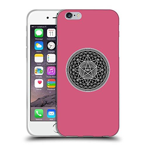 GoGoMobile Coque de Protection TPU Silicone Case pour // Q08280614 Mystique occulte 7 Rougir // Apple iPhone 7