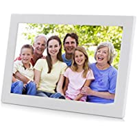12 inch Digital Photo Frame, AKImart High Resolution 1280x800 Support USB/SD/MS/MMC Picture Frames