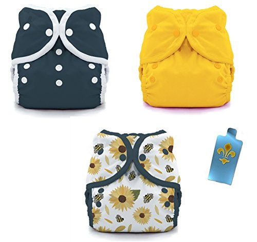 Thirsties Duo Wrap Diaper Covers 3 pack Combo