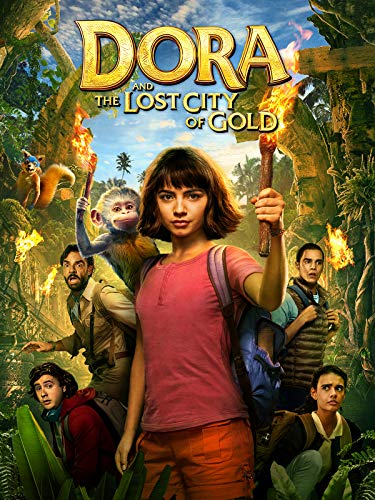 Dora And The Lost City Of Gold (The Sound Of The City)
