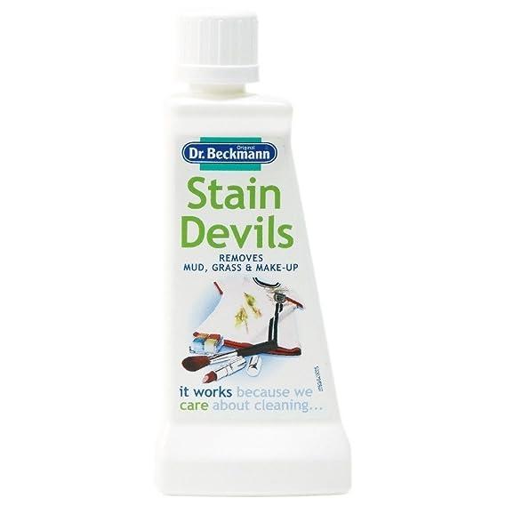 2 quitamanchas Stain Devils de Dr. Beckmann, elimina barro ...