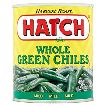 Harvest Roast Hatch Green Canned Chili