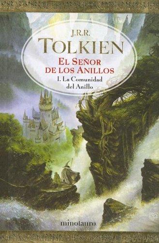 El Senor De Los Anillos : LA Comunidad Del Anillo / Lord of the ...