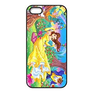 SVF Beauty and the Beast Case Cover For iPhone 5S Case