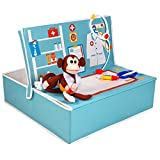 Fun2Give Pop-It-Up Doll Hospital with Storage Playhouse