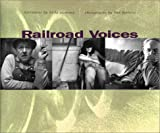 Railroad Voices, Linda Niemann and Lina Bertucci, 0804732094