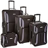 Rockland Journey Softside Upright Luggage