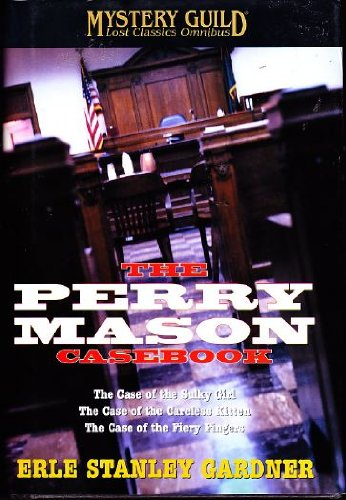 The Perry Mason Casebook: The Case of the Sulky Girl / Case