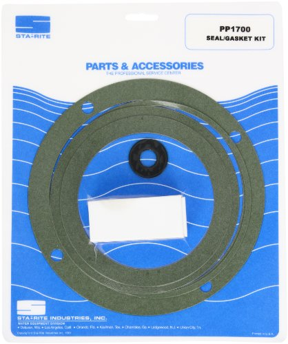 Pentair PP1700 Seal Gasket Replacement Kit Sta-Rite Pool and Spa Pump