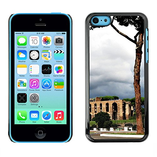 Premio Sottile Slim Cassa Custodia Case Cover Shell // F00006848 ROM // Apple iPhone 5C