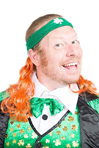 The Lucky Charm St. Patty's Day Mullet