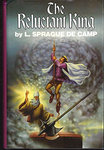- The Reluctant King : Vol.1.The Goblin Tower; vol. 2.The Clocks of Iraz; vol. 3.The Unbeheaded King (Collection of 3 Books)