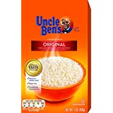 UNCLE BEN'S Original Long Grain White Rice 1lb, (12pk)