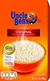 UNCLE BEN'S Original Long Grain White Rice, 1lb.