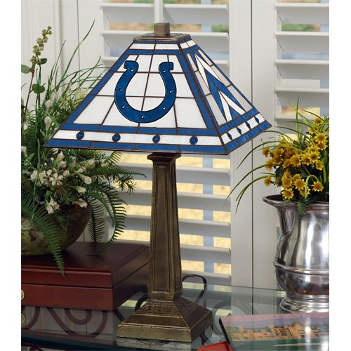 - Memory Company Indianapolis Colts Mission Lamp