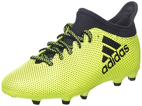 Scarpe Dunkelblau X Da Giallo gelb Adidas Gelb Fg Dunkelblau Calcio – 73 J Unisex Bambini dpdI6w
