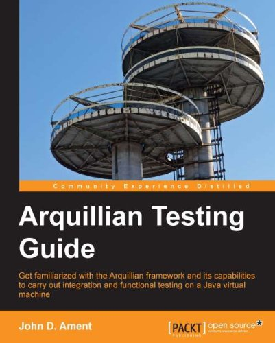 Arquillian Testing Guide (English Edition)