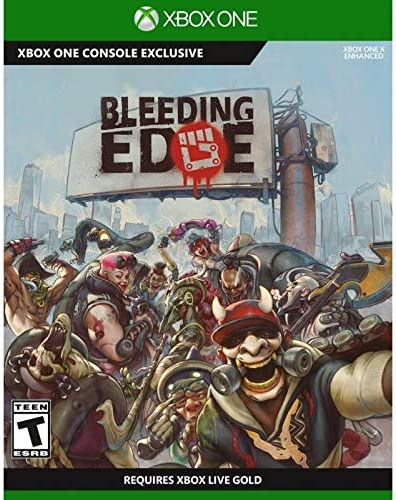 Bleeding Edge (only Xbox One): Amazon.es: Videojuegos