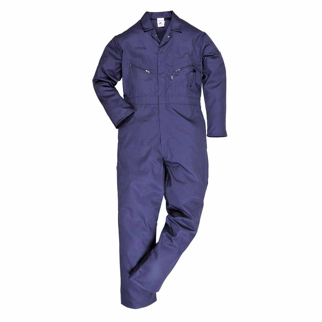 Fortress 320//YE-L Large Flex Waterproof Coverall Yellow