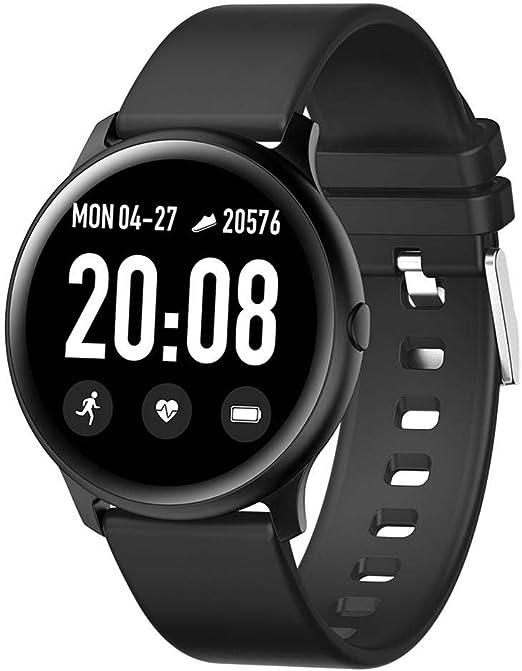 KW19 Reloj inteligente Unisex Bluetooth Pulsera Impermeable ...