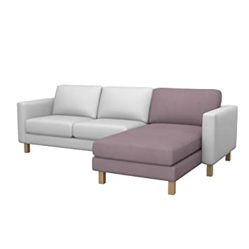Peachy Amazon Com Soferia Replacement Cover For Ikea Karlstad Add Lamtechconsult Wood Chair Design Ideas Lamtechconsultcom