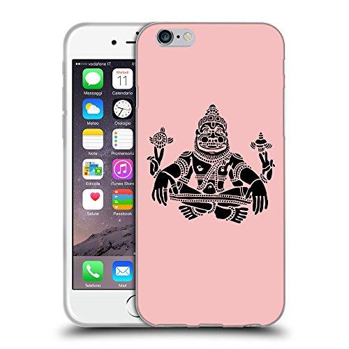 """GoGoMobile Coque de Protection TPU Silicone Case pour // Q08120610 Hindou 3 Bébé rose // Apple iPhone 6 4.7"""""""