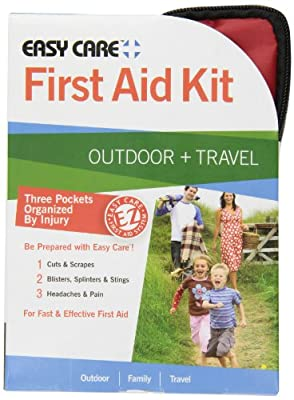 Easy Care, Outdoor + Travel First Aid Kit by Easy Care