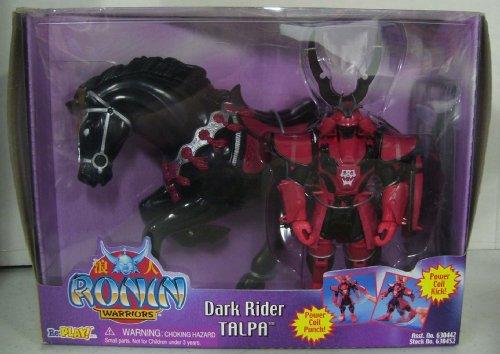 Ronin Warriors Dark Rider Talpa with Horse (Ronin Warriors Action Figures)